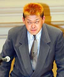 中村紀洋とか、亀田の親父とか、教育は語って欲しくないですね。だって、自分自身が悪い見本だから。