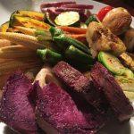 バール・ボガ、野菜焼きがとても美味しいのと、パスタの種類がたくさんあって、ワクワクしちゃいます。