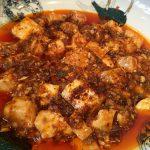 仙の孫の麻婆豆腐が最高に美味しい。山椒が効いていて、じわじわ辛い、この味は病みつきになりそうです。