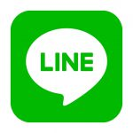 長男のiPhoneにLINEを入れてあげたら、大喜びで使っている。さすが、デジタルネイティブ世代。